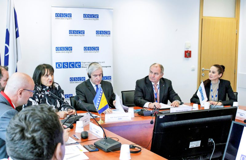 OSCE-backed training course on smuggling and illegal trade in cultural property