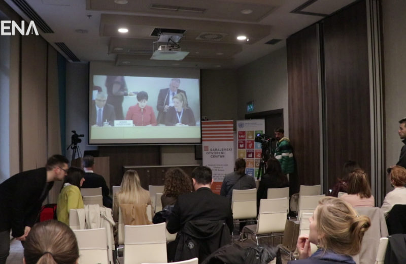 Presentation of Universal Periodic Review on the state of human rights in BiH