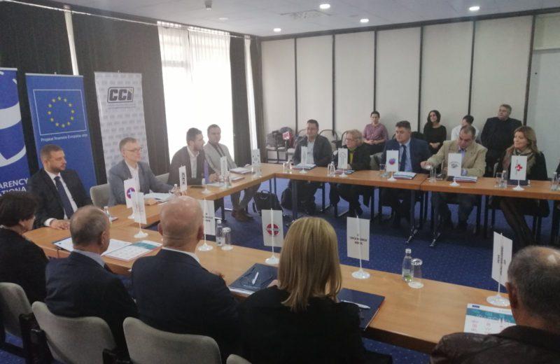 TI BiH and CCI sign Memorandum of Cooperation to combat health corruption