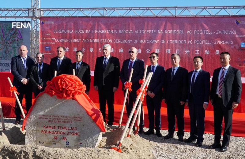 Construction of Počitelj – Zvirovići motorway section officially begins today