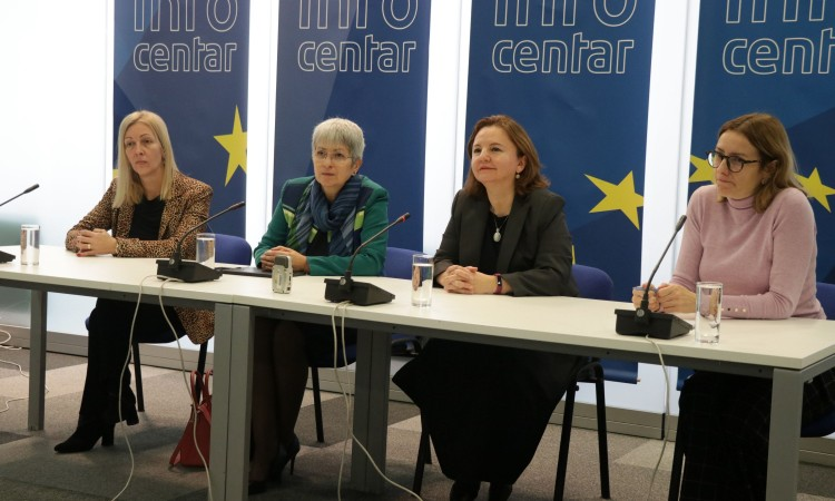 In BiH, 49 percent of citizens support accession to the EU