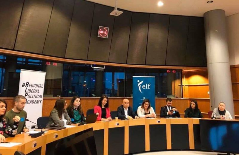 Western Balkans youth draft a 'We Are Europe Too' resolution in Brussels