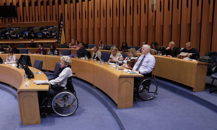 People with disabilities need support every day