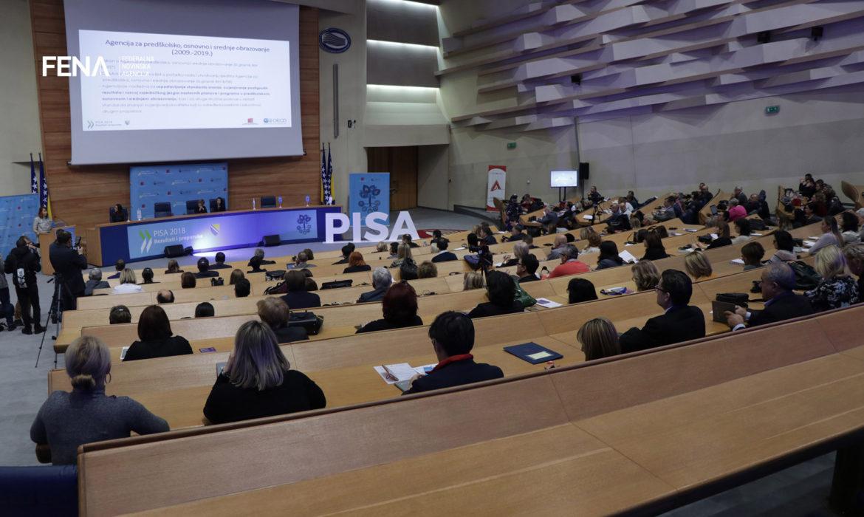 PISA survey results – Children in BiH three years behind the OECD average
