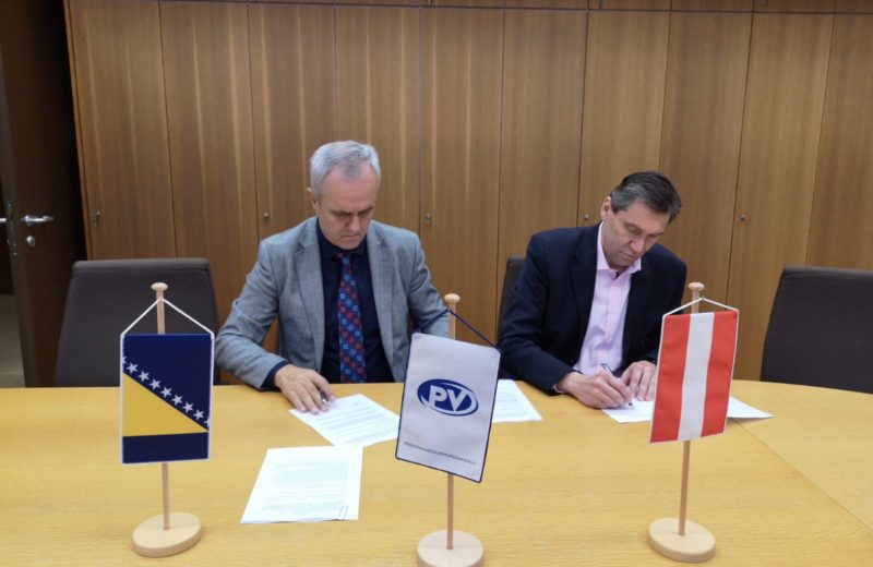 PIO Institute and Austrian Pension Insurance sign Protocol on easier retirement