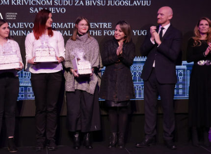 Prizes awarded for best literary works on the occasion of Human Rights Day