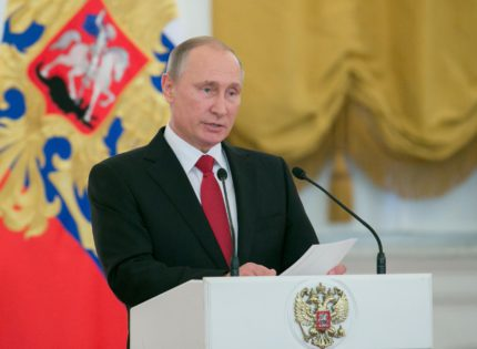 "Putin fears second ""Srebrenica"" if Kiev gets control over border in Donbass"