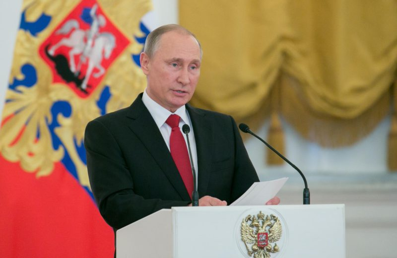 """Putin fears second """"Srebrenica"""" if Kiev gets control over border in Donbass"""