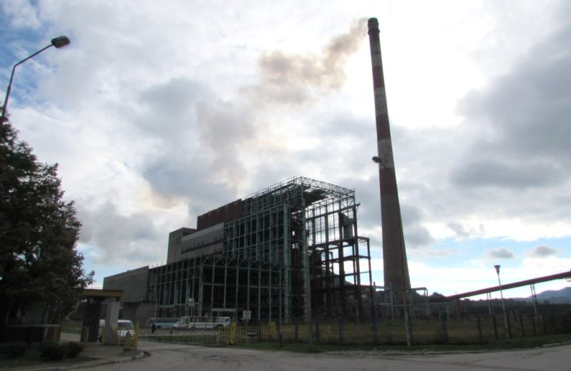 Coal power plants in BiH pollute the air nine times more than the allowed limits