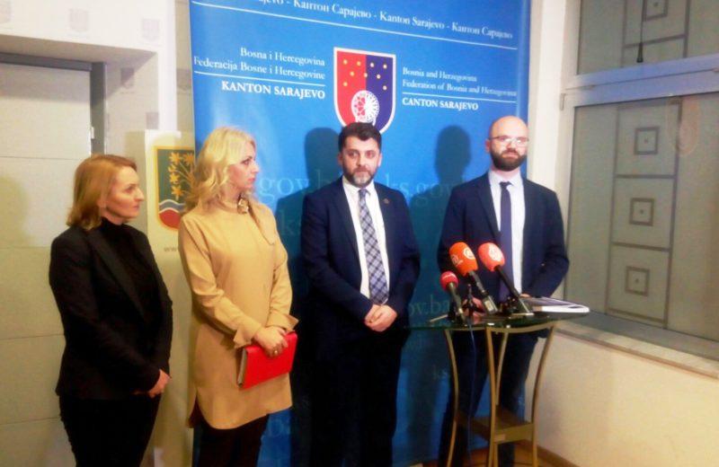 Garibija: Migrant crisis complicates security and epidemiological situation in Sarajevo Canton