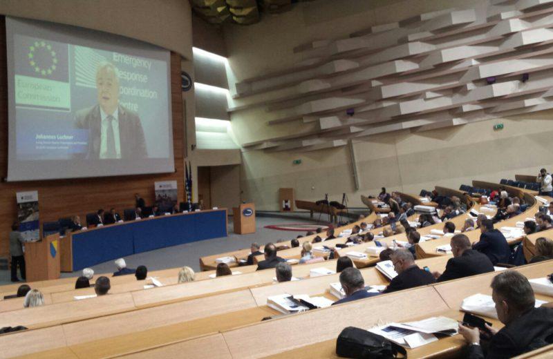BiH needs to prepare for membership in the EU Civil Protection Mechanism