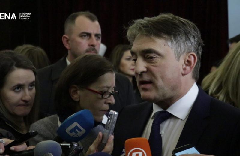 Komšić: BiH should be proud of our Mission members in Afghanistan