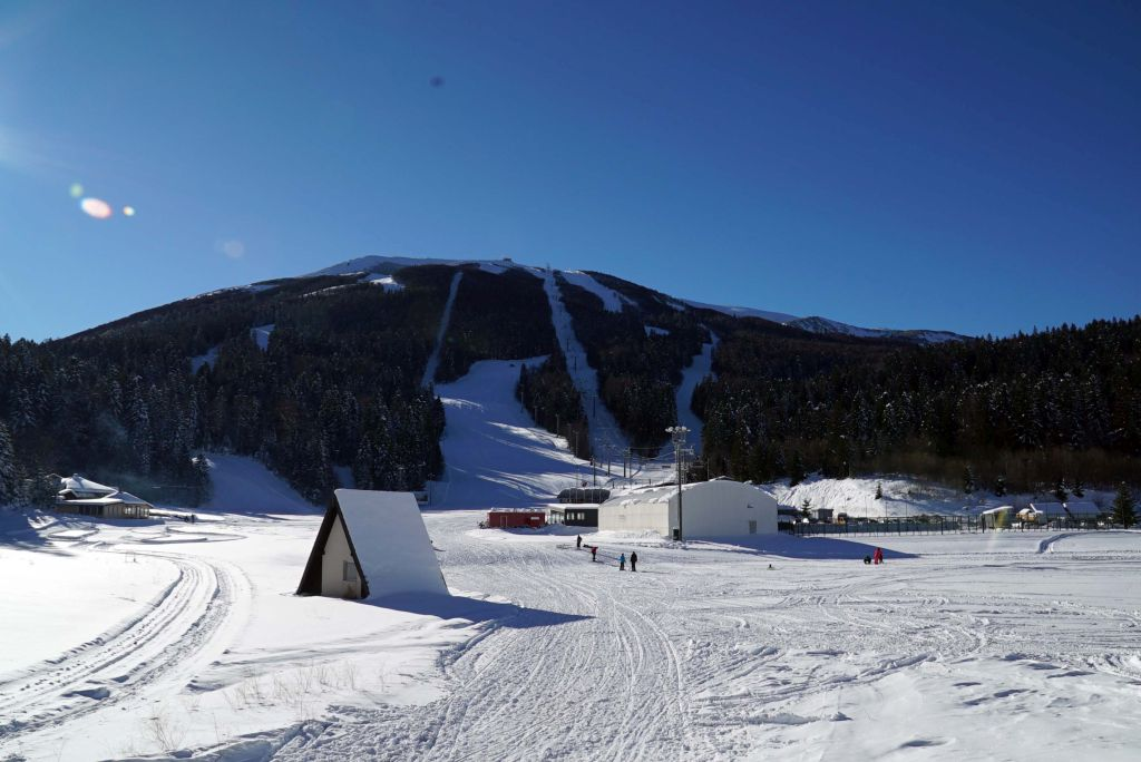 Winter season opened today on Sarajevo's Bjelašnica and Igman Olympic mountains