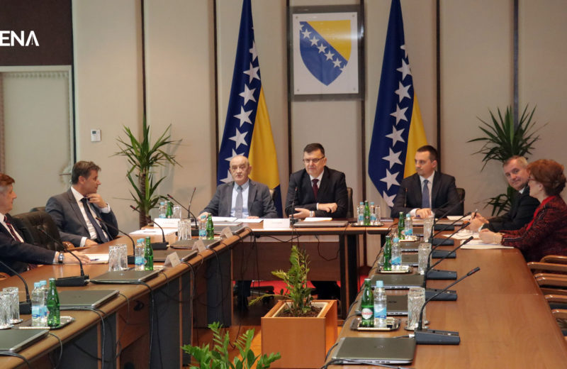 Fiscal Council of BiH adopts Global Fiscal Framework for 2020-2022