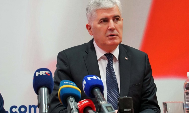 Čović: New Council of Ministers will seriously address migrant crisis