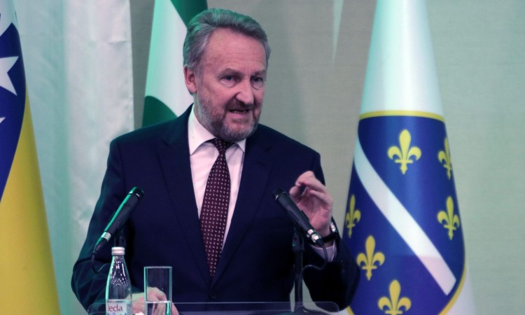 Izetbegović: This was year when the constitutional order of BiH was defended