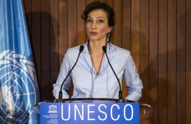 UNESCO Director-General sponsor of Sarajevo Winter Festival