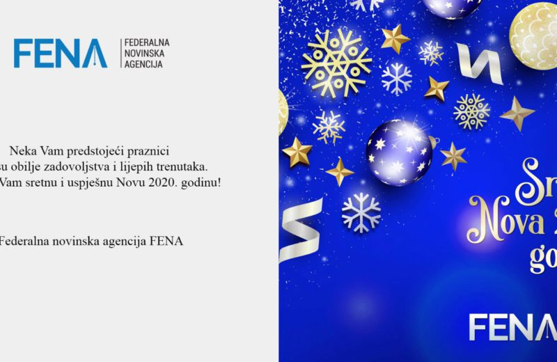Federal News Agency wishes Happy New Year