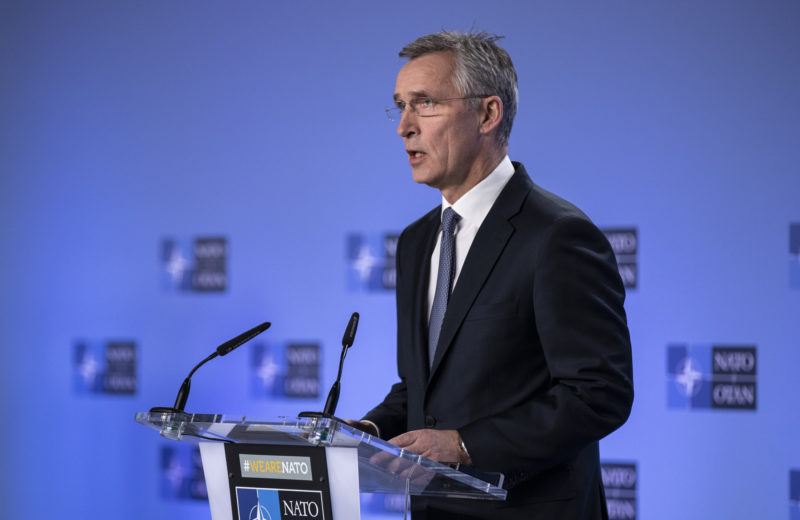 NATO addresses Middle East tensions