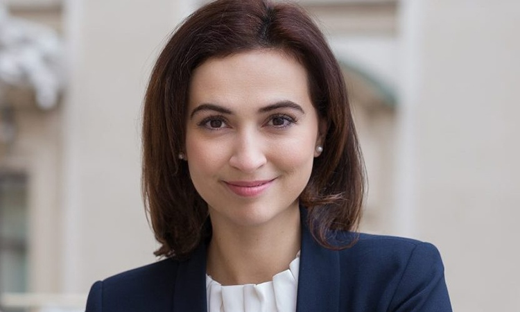 Inzko congratulates Alma Zadić on her appointment as Austrian Justice Minister