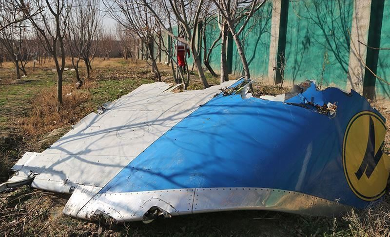 Iran finds black boxes of crashed Ukrainian plane