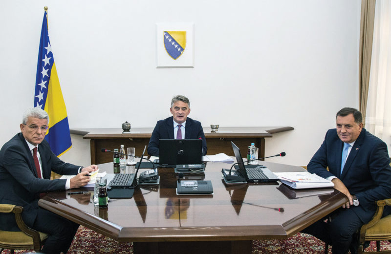 BiH Presidency patron of 11th Sarajevo Business Forum