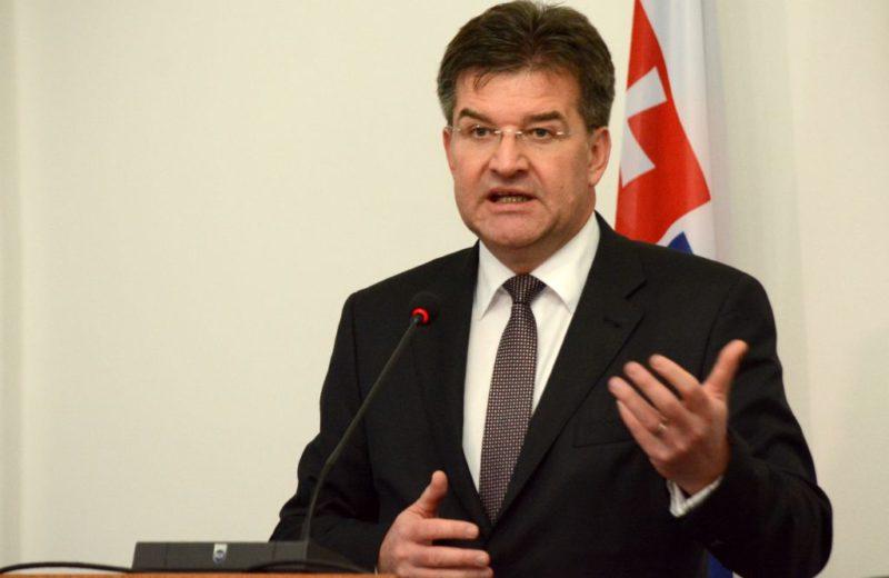 Miroslav Lajčák could become first EU Special Envoy for Western Balkans