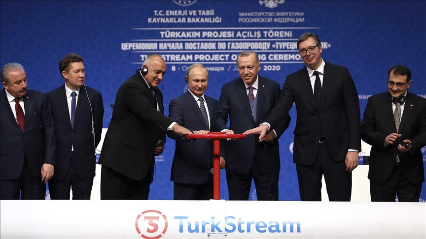 Košarac: Turk Stream would mean energy security and development potential for BiH