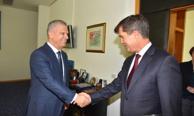 Radončić – Nelson: Continuation of BiH-US cooperation and partnership
