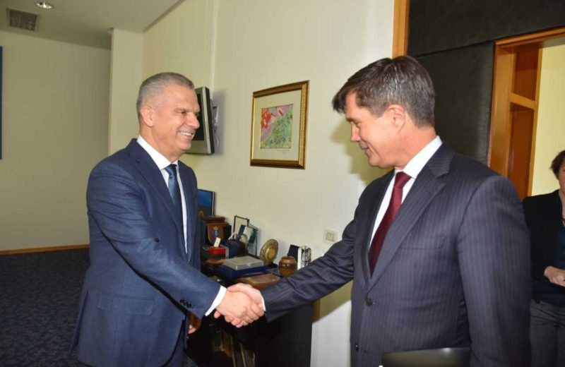 Radončić – Nelson: Continuation of BiH-US cooperation and partnership
