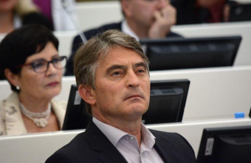 Komšić: Attacks on Džaferović an attempt to discredit BiH institutions