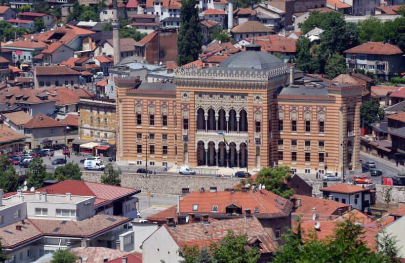 Nearly 665.000 tourists in Sarajevo Canton in 2019