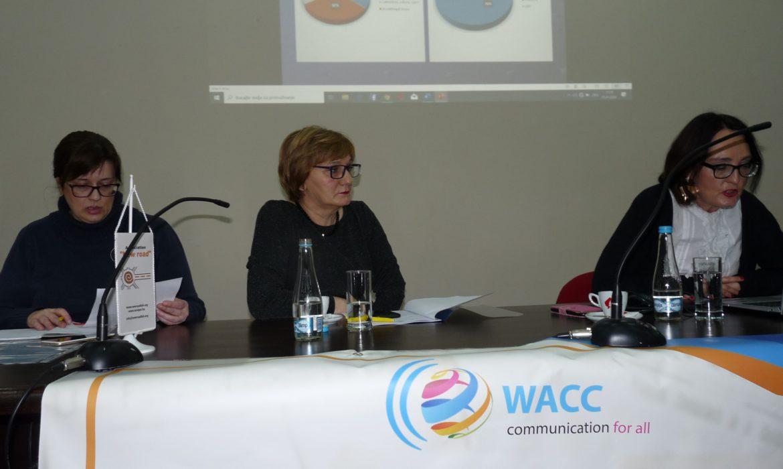 Women still significantly underrepresented in BiH media