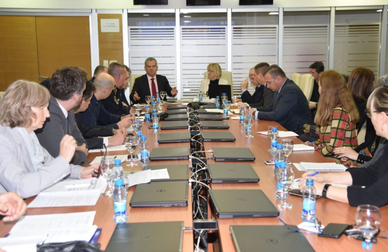 Security Ministry of BiH announces new approach to managing illegal migration