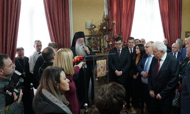 Metropolitan Hrizostom points to the problem of departure of people from BiH