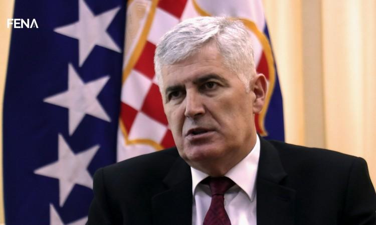 Čović: BiH will have a special place during Croatia's EU presidency