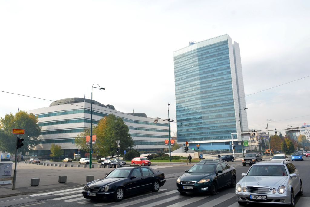 Energy efficiency project for improving air quality in Sarajevo