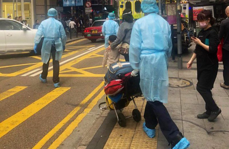 China: 25 deaths, 830 confirmed cases of new virus