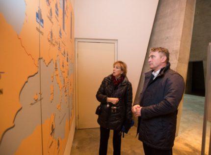 Komšić at Yad Vashem pays respect to Jasenovac victims