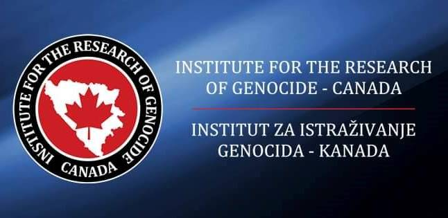 IGC: The Dayton Constitution has shown us that genocide pays off