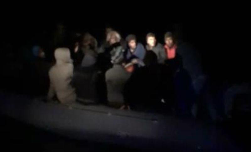 Turkey nabs nearly 1,800 irregular migrants last week