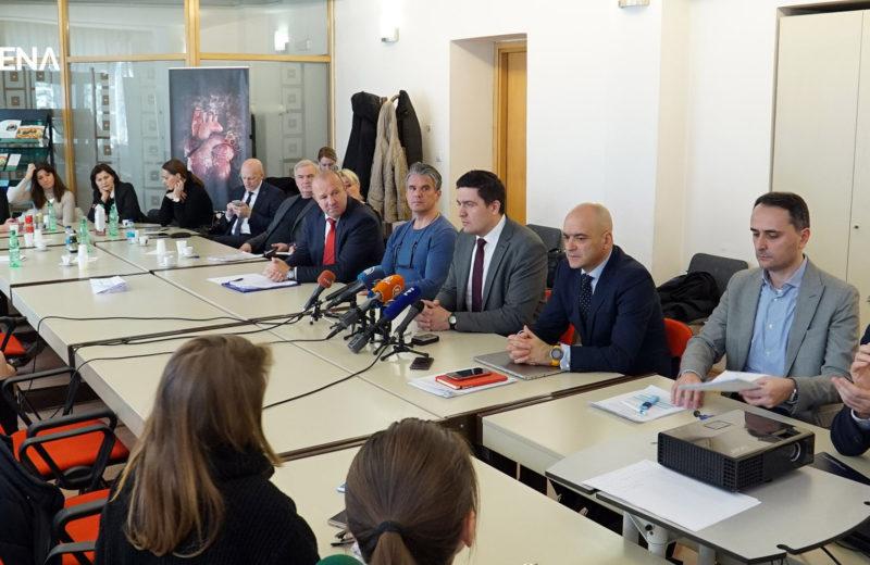 Čerkez: Moderate possibility of occurrence of coronavirus in BiH