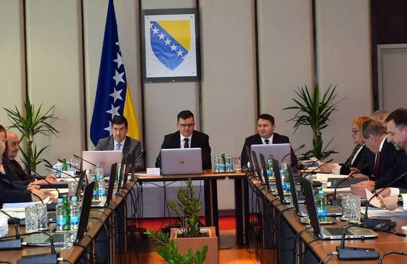 BiH CoM adopts socio-economic reforms in BiH for period 2020-2022