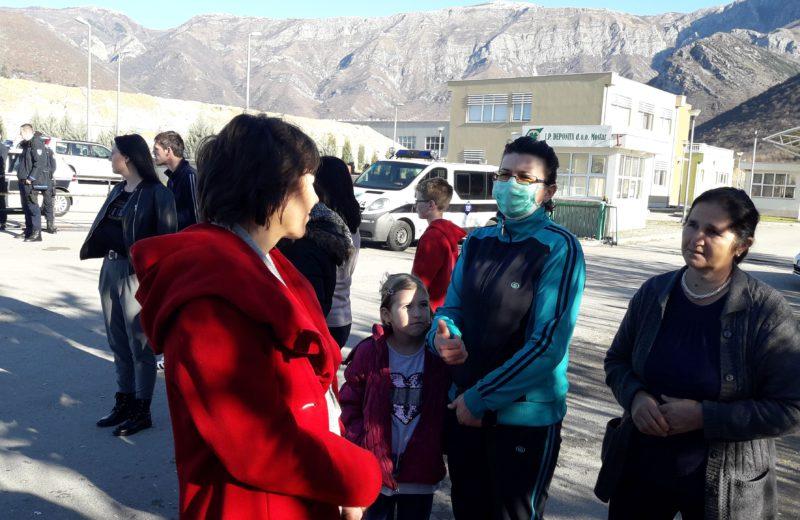 Swiss Ambassador supports protesters seeking closure of Uborak waste landfill