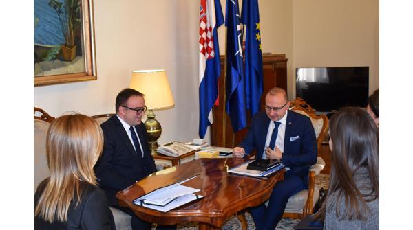 Vranješ-Radman: Croatia supports BiH on its EU path