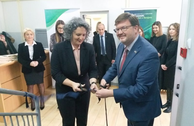 The first Center for Forensic Accounting in BiH opens in Sarajevo