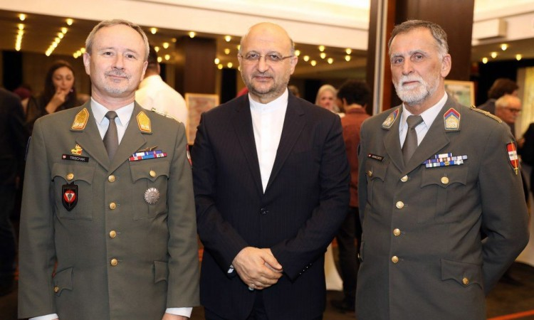 Heidari: Support for BiH's sovereignty and coexistence an unchanging position of Iran