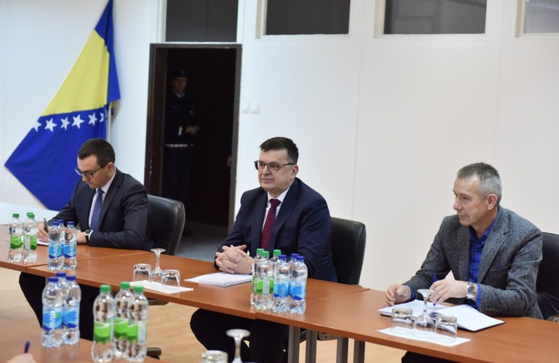 Tegeltija: Council of Ministers will support more efficient work of BiH BP