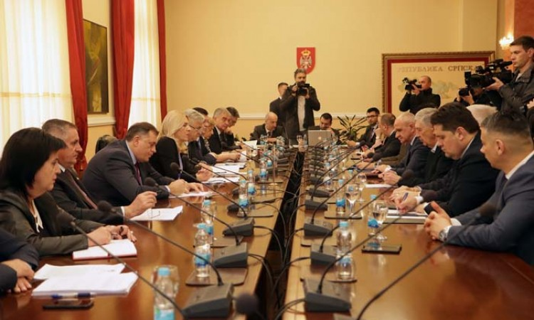 Serb officials suspend participation in decision-making in BiH authorities