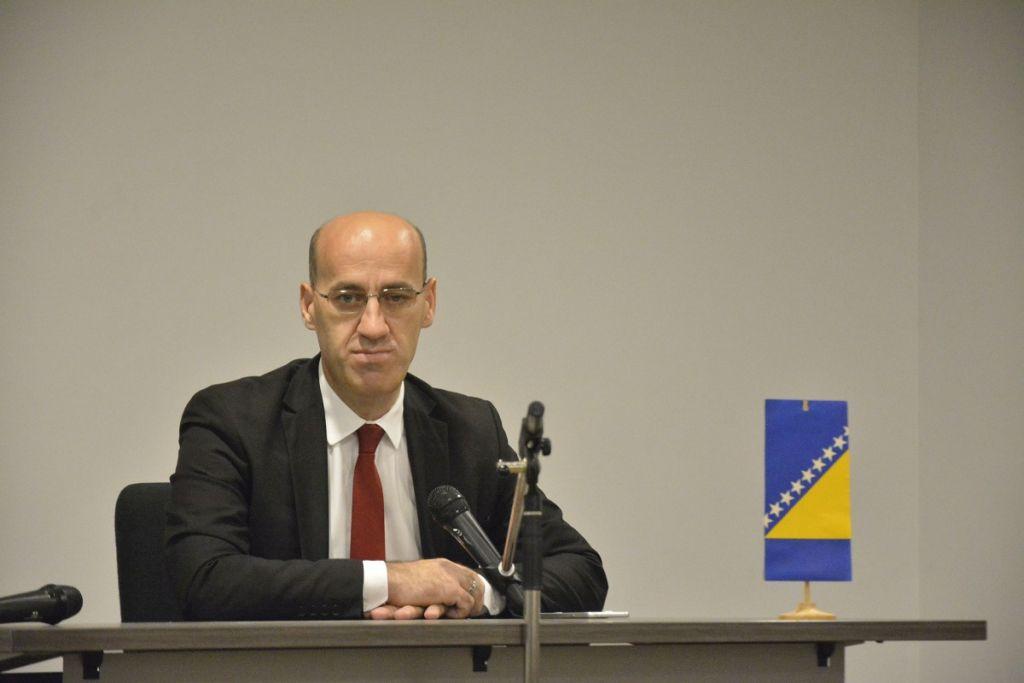 Salkić: Blockades will not change decision of BiH Constitutional Court